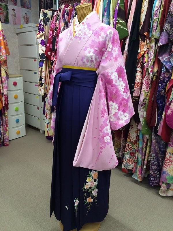 卒業式:袴のコーディネートについて