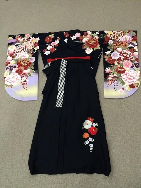 卒業式:袴のコーディネート(かっこよくしたい場合)