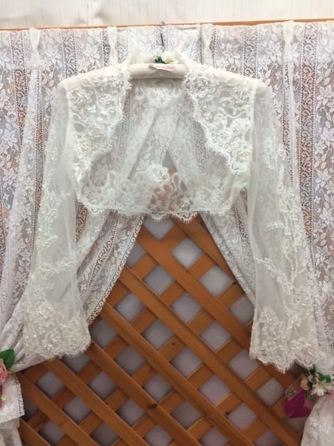 ボレロ:ドレス附属品