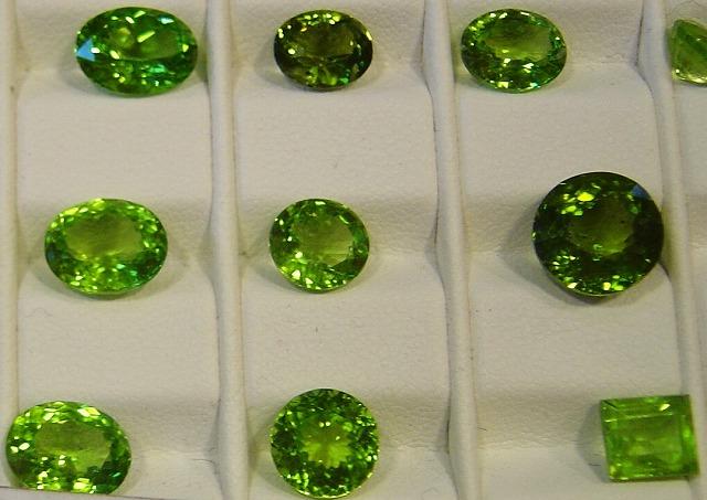 Olivine-gemmes