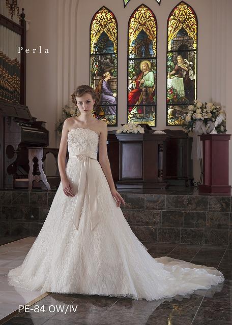 ドレスの形状と特徴について:Aラインドレス