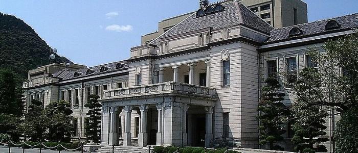 前撮りスポット:山口県政資料館さま